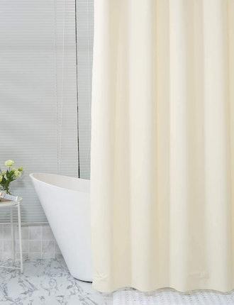 AmazerBath Plastic Shower Curtain Liner (36 x 72 Inches)