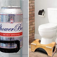 40 clever things for you shower & bathroom you'll wish you got sooner