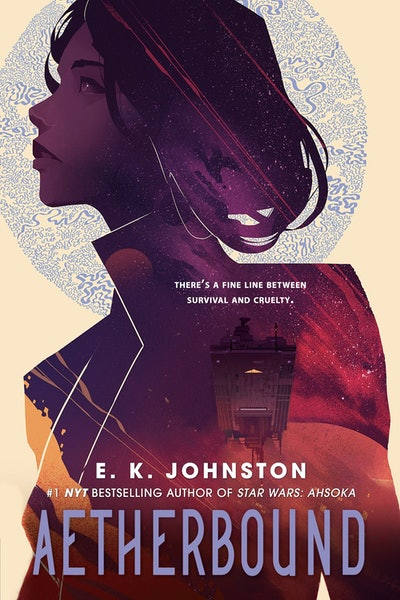 'Aetherbound' by E.K. Johnston