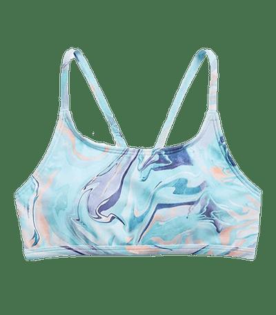 Ocean Marble Bikini Top