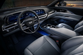 The 2023 Cadillac Lyriq