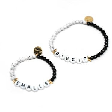 Biggie/Smalls Beaded Bracelets