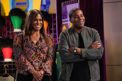 Kenan and Mika on Kenan via the NBC press site