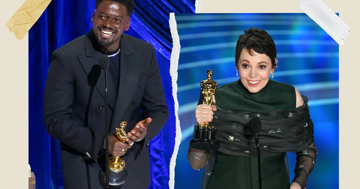 The Most British Moments From The Oscars