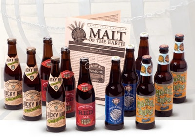 The US Microbrewed Beer Club