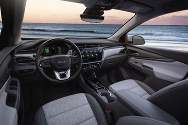 The 2022 Chevrolet Bolt EUV