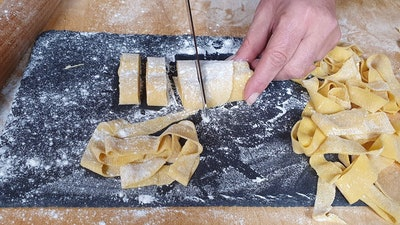 Toscana Mia Cooking School Pasta Lesson
