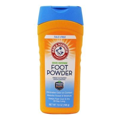 Arm & Hammer Odor Defense Foot Powder