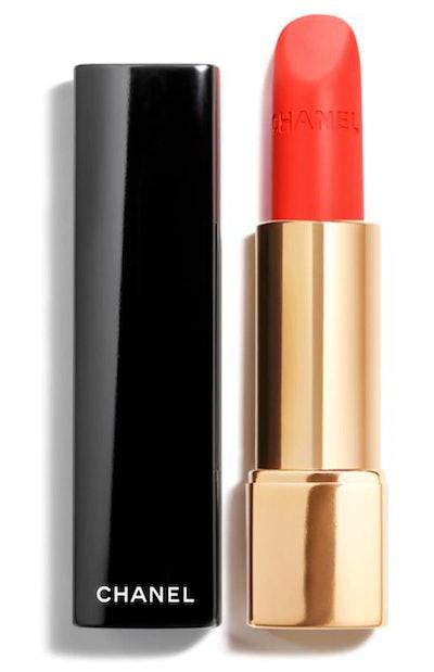 Chanel Rouge Allure Velvet Luminous Matte Lip Colour in First Light