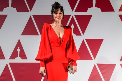 Laura Allen at the 2021 Oscars