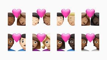 More diverse emojis in iOS 14.5.