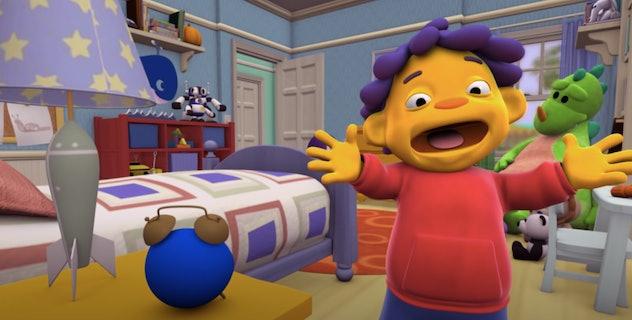 Sid screams in his room