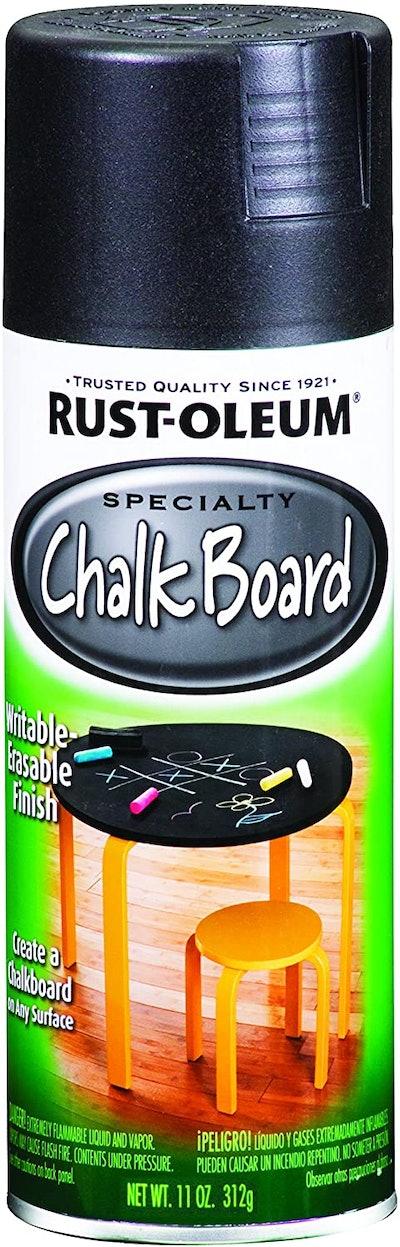 Rust-Oleum Chalkboard Spray Paint, 11 Oz. (6-Pack)
