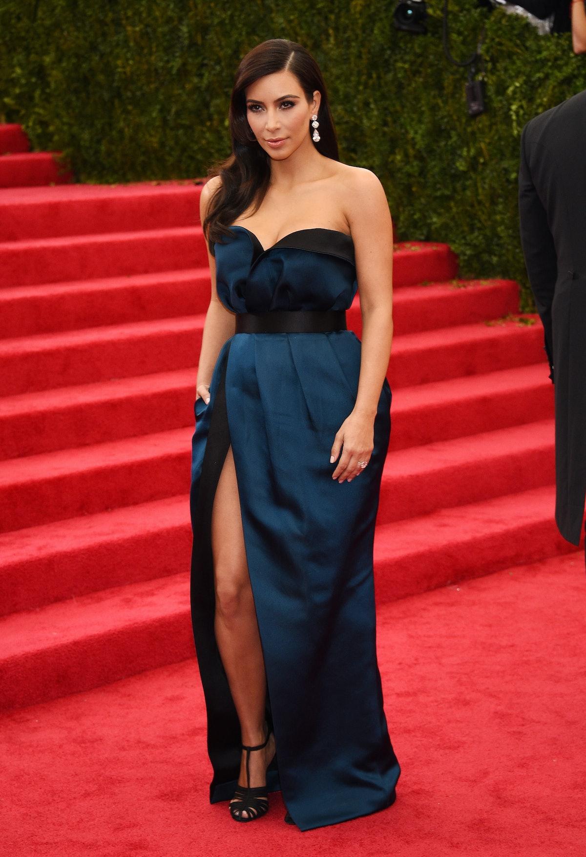 Kim Gala at the Met Gala
