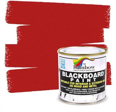 Rainbow Chalk Markers Ltd. Chalkboard Paint, 8.5 Oz.
