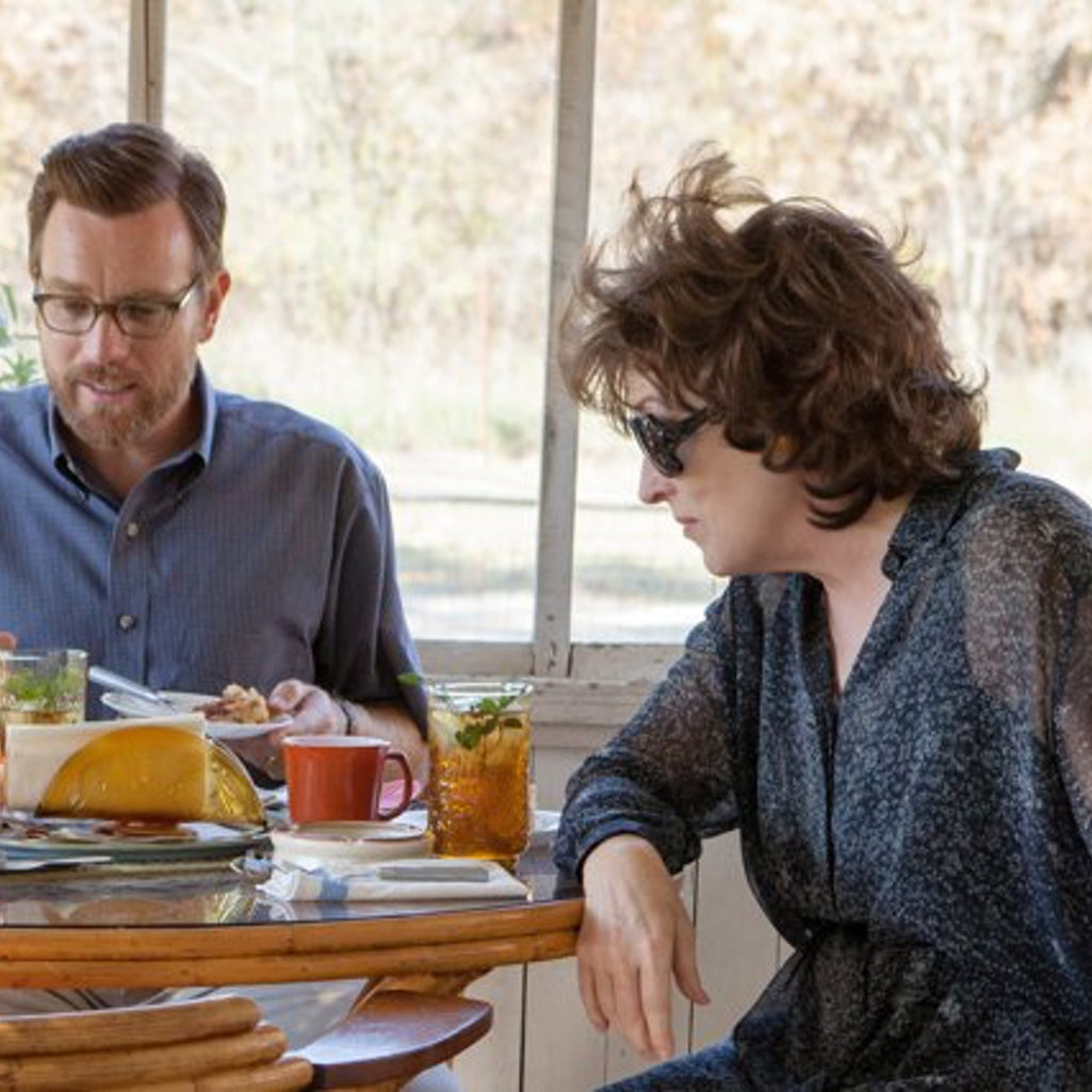 Meryl Streep in the film 'August: Osage County.'
