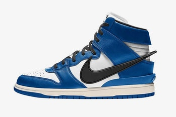 Ambush x Nike Dunk High Blue