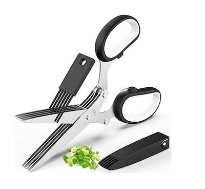 POROMI Herb Scissors