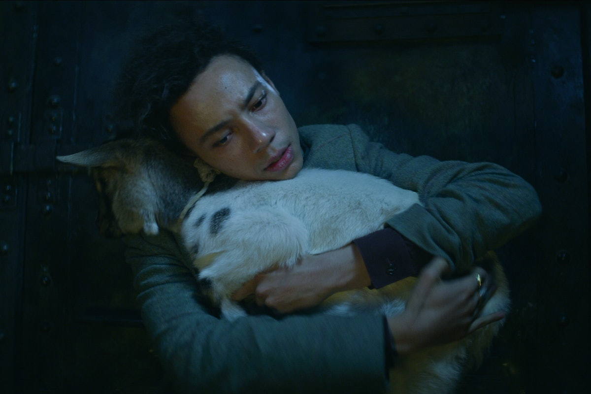 KIT YOUNG as JESPER FAHEY in episode 103 of SHADOW AND BONE