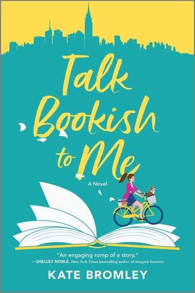 'Talk Bookish to Me' by Kate Bromley