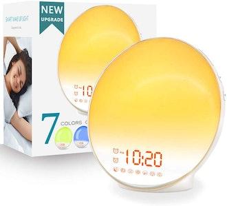 JALL Sunrise Alarm Clock