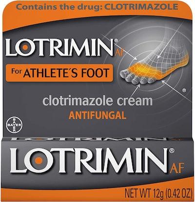 Lotrimin AF Antifungal Cream For Athlete's Foot