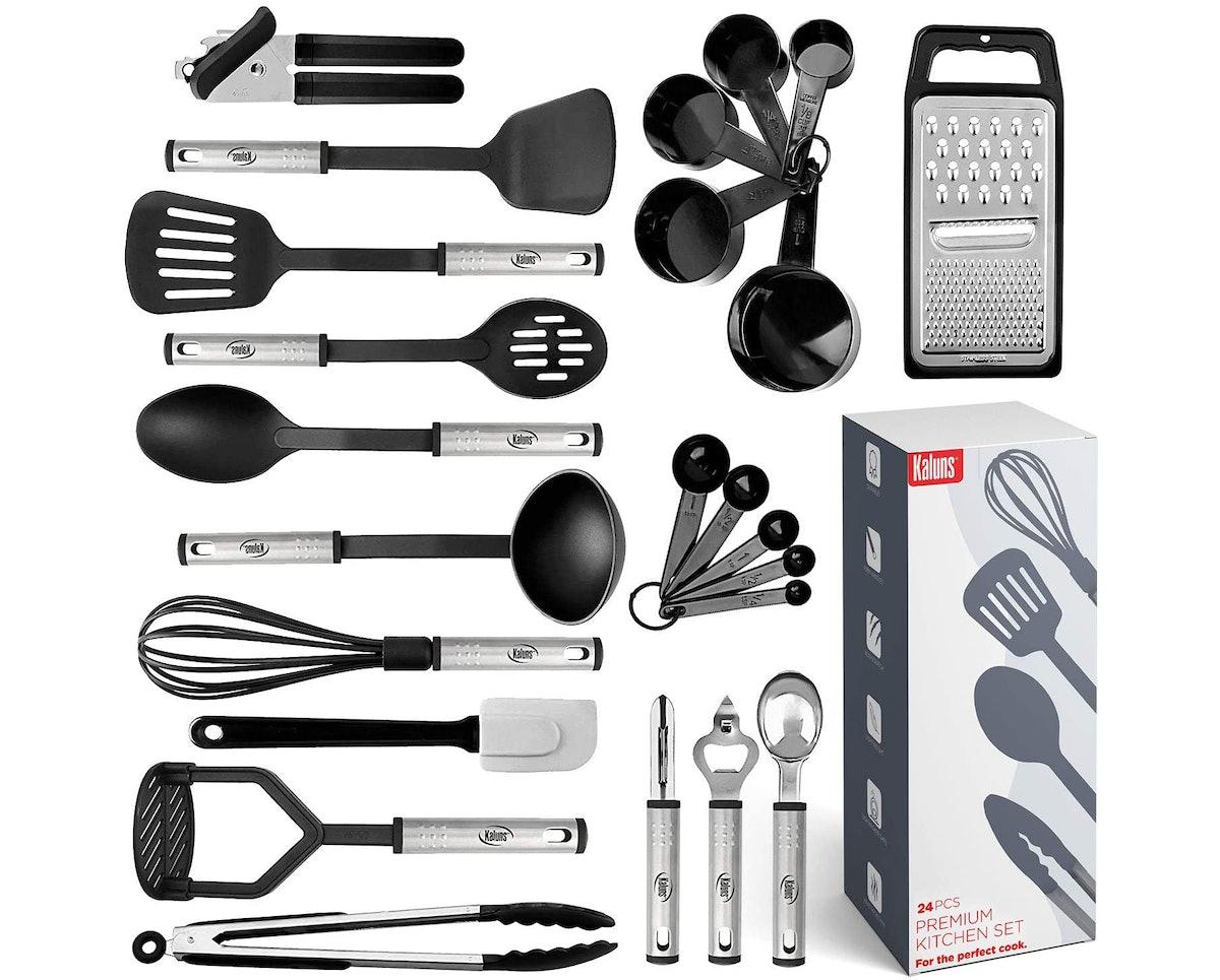 Kaluns Kitchen Utensil Set (24 Pieces)
