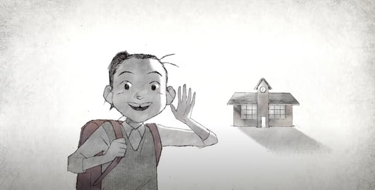 The Oscar winning animated short film, 'If Anything Happens I Love You' is streaming on Netflix.