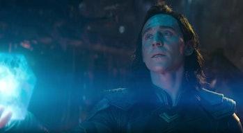 Avengers Infinity War Loki Space Stone theory Thanos