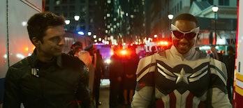 Captain America 4 Sam Wilson
