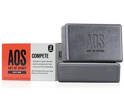 Art of Sport Compete Bar Soap (2-Pack)