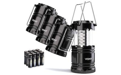 Vont LED Camping Lantern (4-Pack)