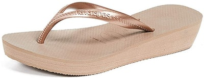 Havianas High Light Flip Flop Sandals