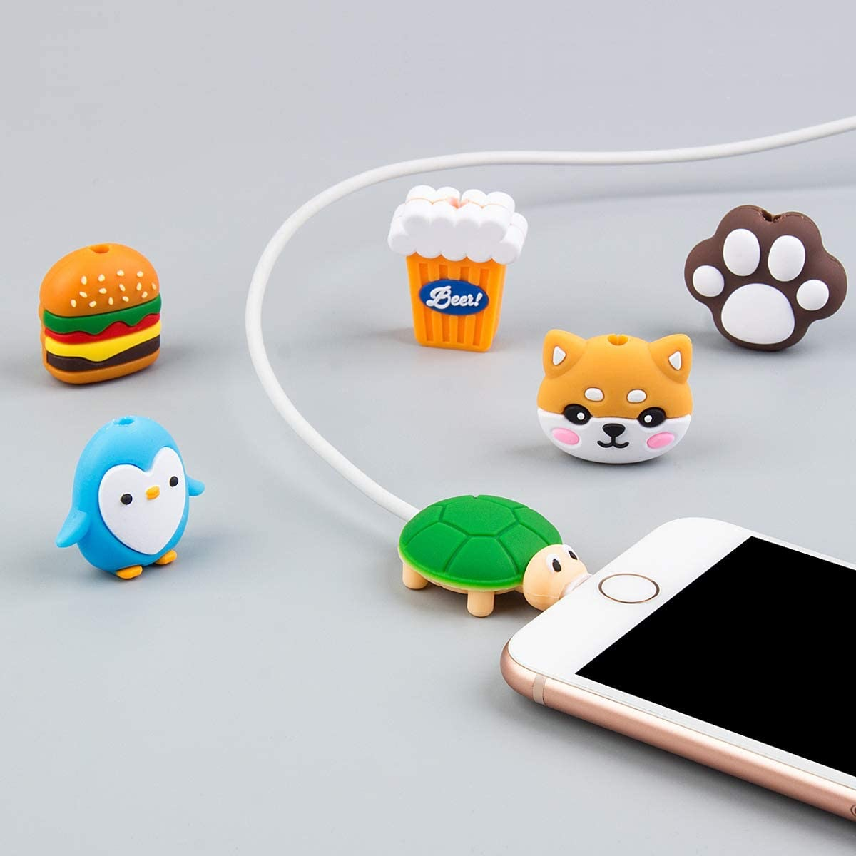 SUNGUY Cute Cable Protector (20-PCS)