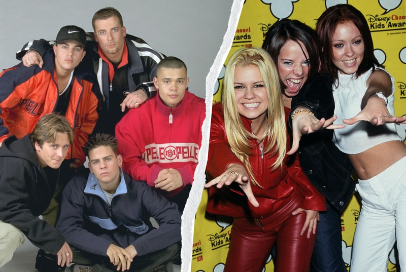 5ive and Atomic Kitten