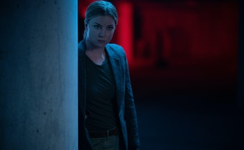 Emily VanCamp in The Falcon and the Winter Soldier Episode 6