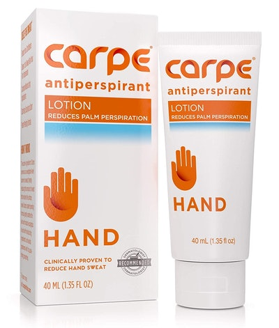 Carpe Antiperspirant Hand and Foot Lotion Pack (2 Pieces)