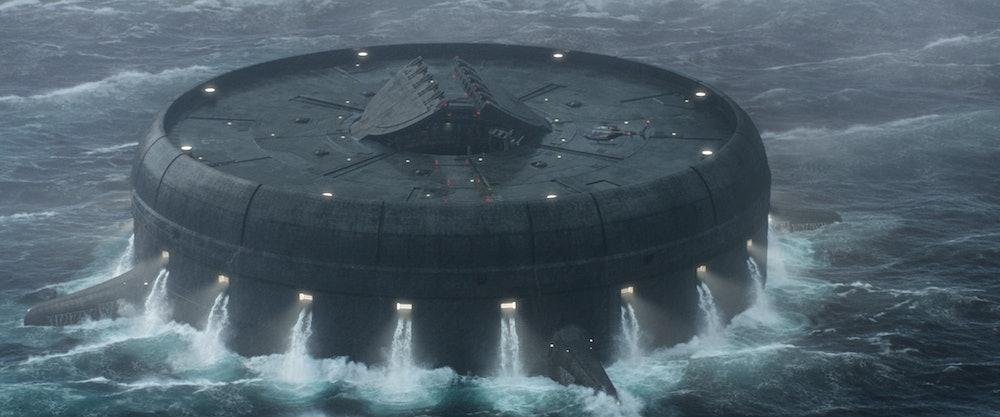 the raft marvel