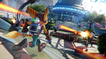 Ratchet and clank rift apart ps5 gameplay