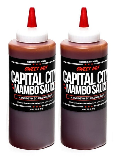 Capital City Sweet Hot Mambo Sauce