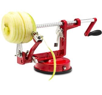 Spiralizer Cast Magnesium Apple Peeler
