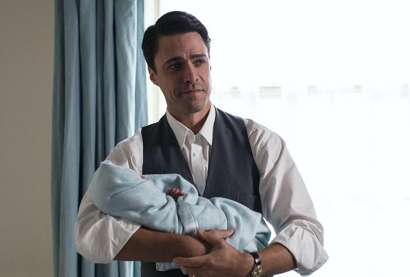 Olly Rix as Matthew Aylward in 'Call The Midwife'
