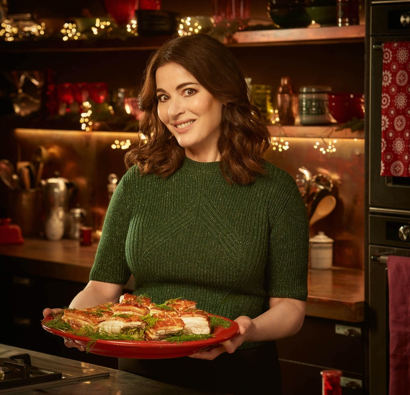 Nigella Lawson on 'Cook, Eat, Repeat'