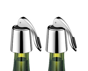 ERHIRY Wine Bottle Stopper (2-Pack)
