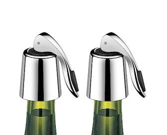 ERHIRY Wine Bottle Stopper (2-Pack)
