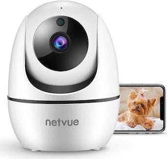 NETVUE WiFi Pet Camera