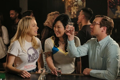 Iliza Shlesinger wrote and stars in 'Good on Paper.' Photo via Netflix