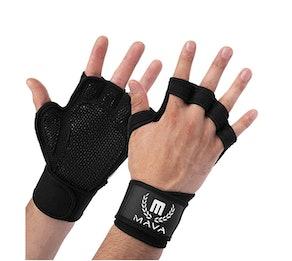 Mava Sports Ventilated Workout Gloves