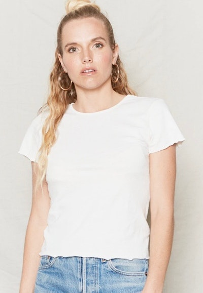 Recycled Cotton Baby Tee