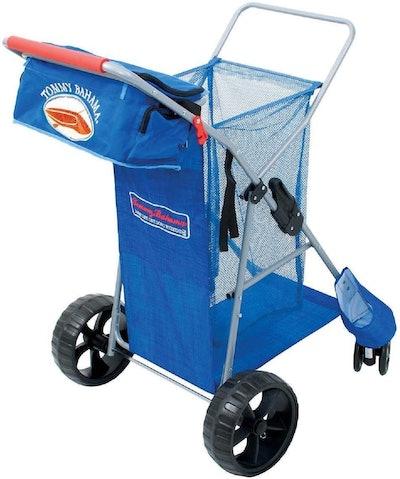 Tommy Bahama All-Terrain Beach Cart